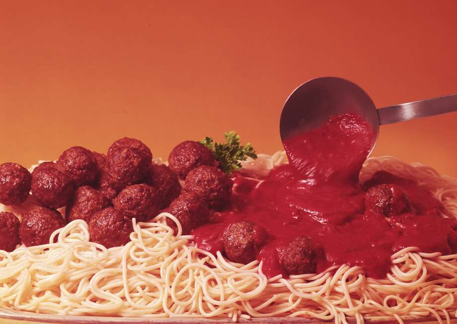 A meatball competition got feisty last week, after a South Philadelphia crowd found out a chef brought a vegan version as an entry. (These are not the meatballs in question.) Photo: Tom Kelley/Getty Images