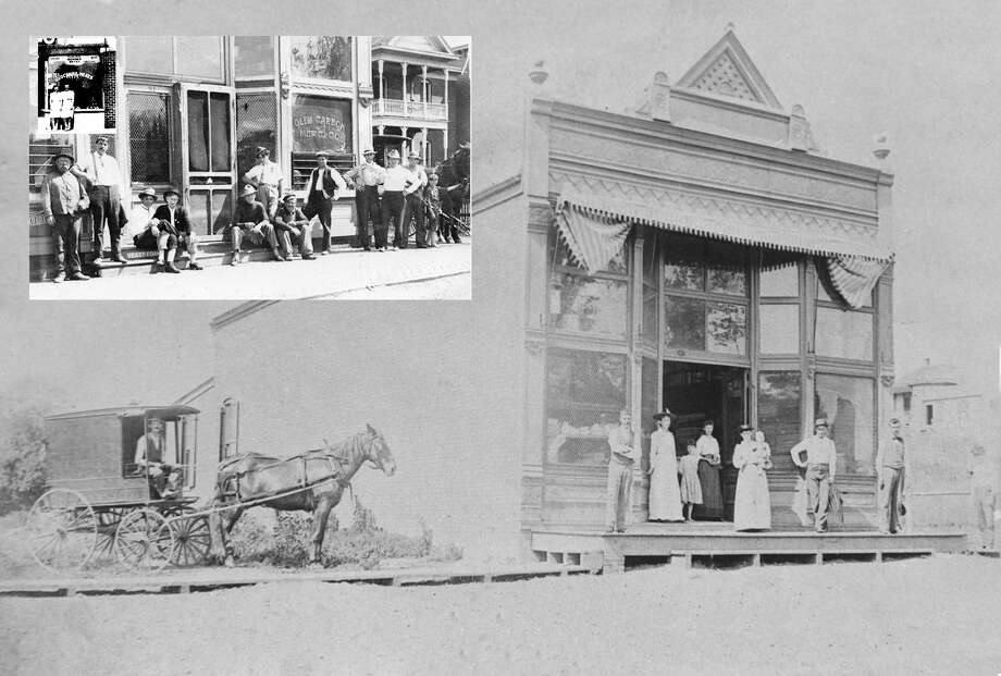 "The Glen Carbon Mercantile Company was known as the ""Company Store.""  Through the years, the Mercantile was operated by Madison Coal Company, the Dieberts, and the Trebings. Photo: Glen Carbon Museum And Historical Commission"