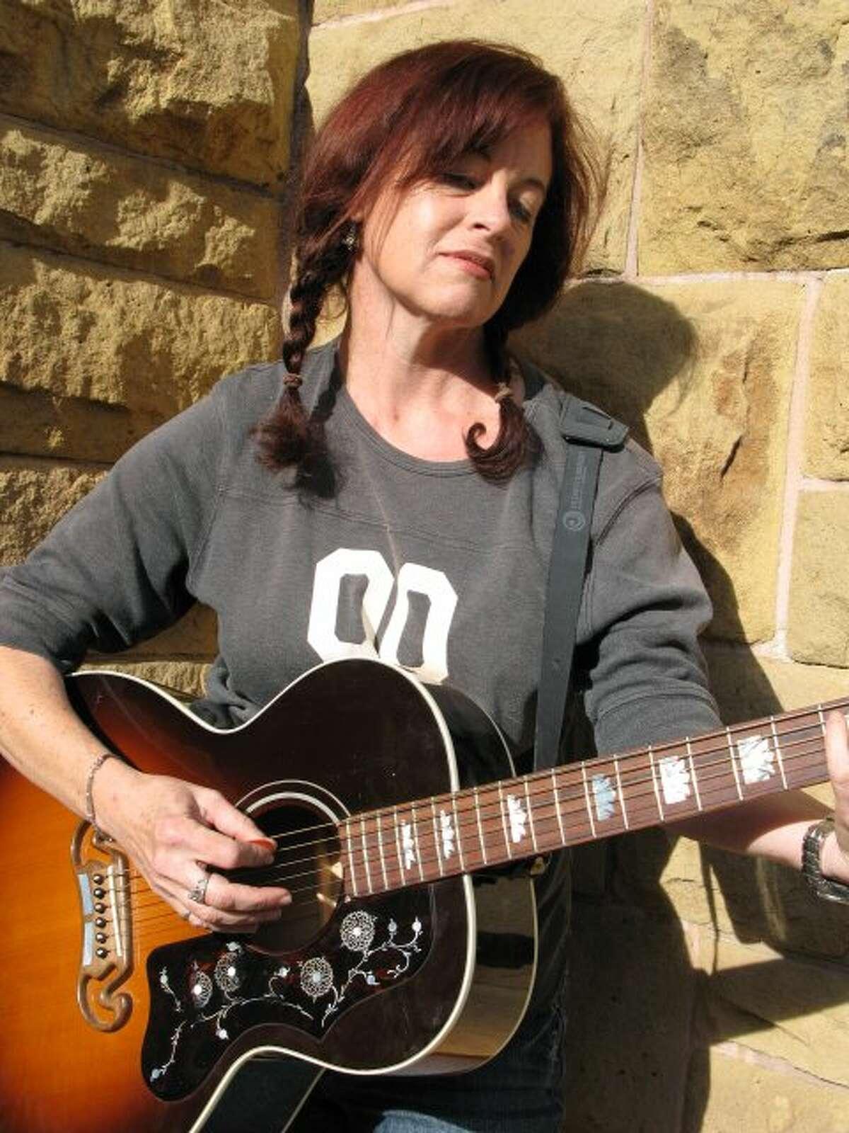 And Kim Wonderley, KCBS traffic anchor -- and musician --by Suzie Racho.