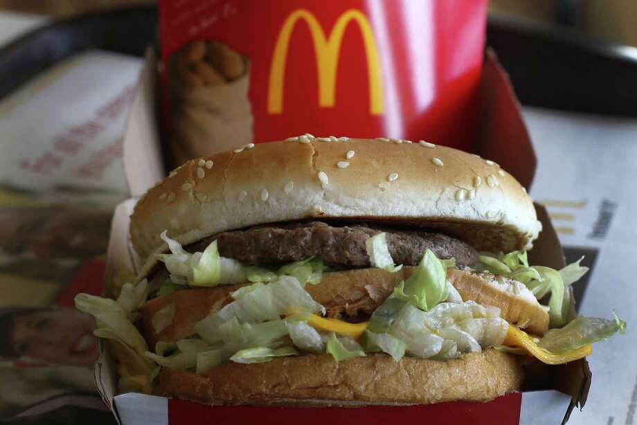 McDonald's plans to rely heavily on delivery to reignite sales, especially in the U.S., according to executives speaking at McDonald's investor day in Chicago on Wednesday. Photo: Associated Press /File Photo / AP