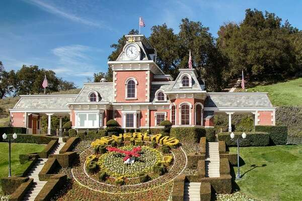"""Nearly two years after it first went up for sale, the California ranch that served as the late pop star Michael Jackson's """"Neverland"""" retreat is returning to market for $67 million—$33 million off its original asking price."""