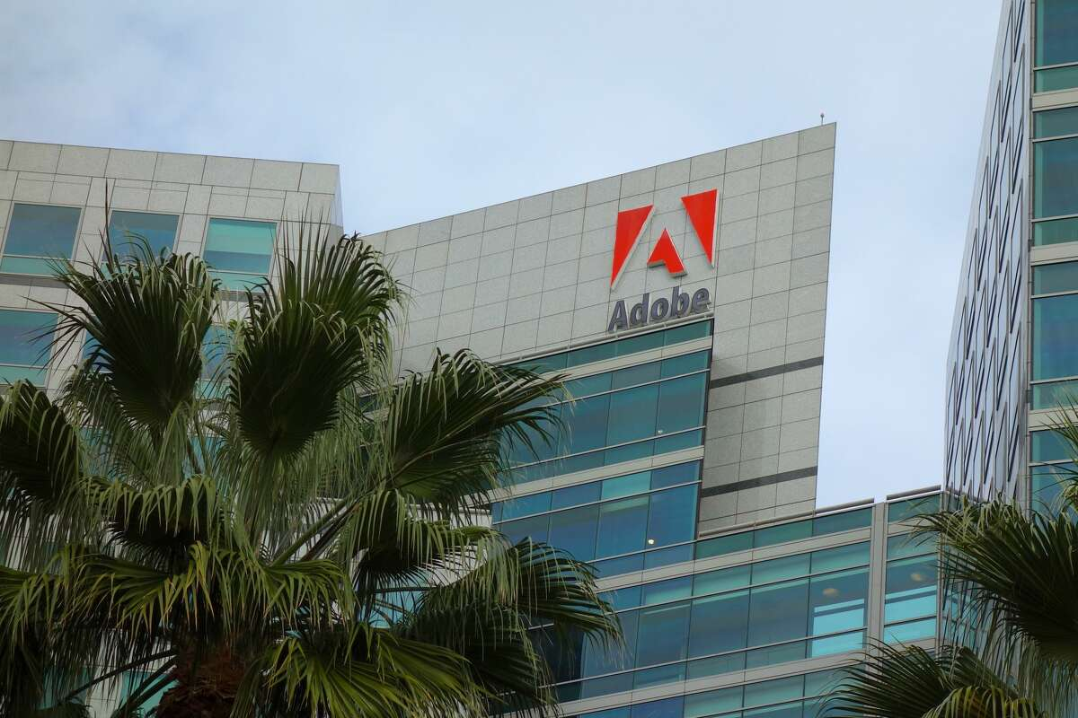 19. Adobe Current openings: 161 Adobe currently has an entry-level opening for an experience designer (creative cloud).