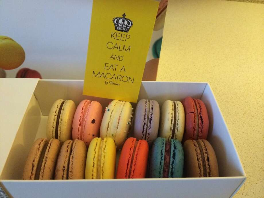 Macaron by Patisse5085 Westheimer Ste. K-101 Houston, TX 77056Demerits: 79Inspection Highlights:Observed person-in-charge not having in her possessions of a food service manager's certification.Observed water pump not working properly, no water provide at hand sink.Photo: Yelp/Ateefa C. Photo: Yelp