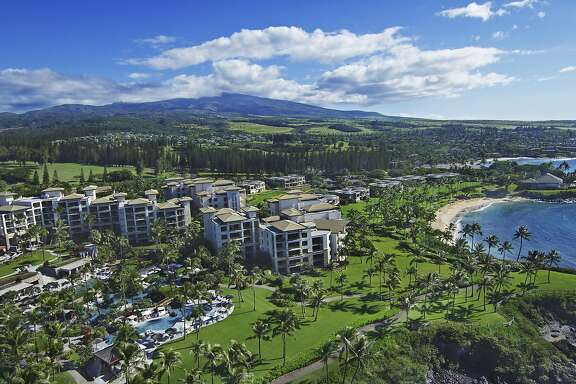 The 24-acre Montage Kapalua Bay in West Maui has terraced pools and open spaces that allow guests and residents to spread out easily.