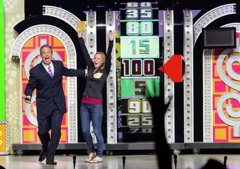 "A stage show of ""The Price is Right"" is coming to San Antonio in March 2019. Click through the slideshow to see photos from last time the show was in town. Photo: Courtesy Image"