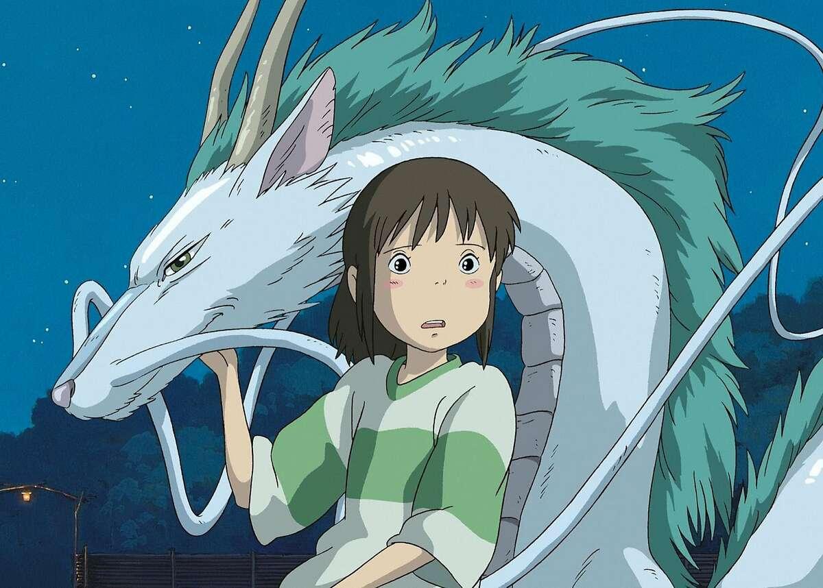 The master of Japanese animation, Hayao Miyazaki (maker of the Oscar-winning