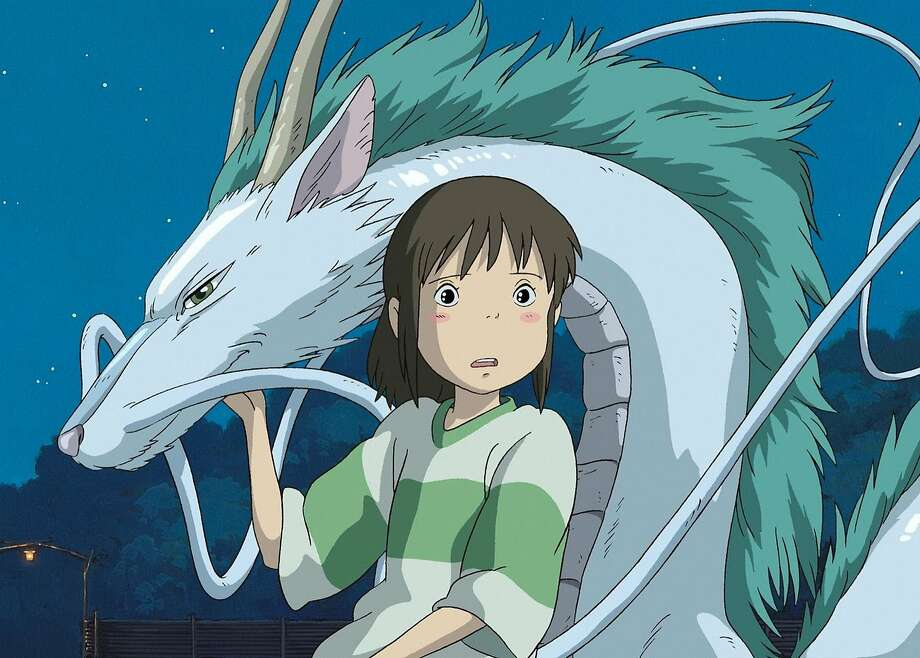 """The master of Japanese animation, Hayao Miyazaki (maker of the Oscar-winning """"Spirited Away,"""" pictured here), is coming out of retirement for a new feature. Photo courtesy Walt Disney Home Entertainment Photo: Walt Disney Home Entertainment"""