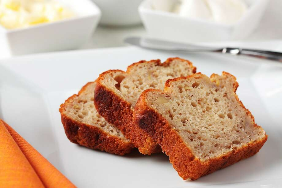Banana Bread —Nevada,New Mexico,Kansas. It was the only recipe that was most-searched in as many as three states. Photo: JoeLena, Getty Images