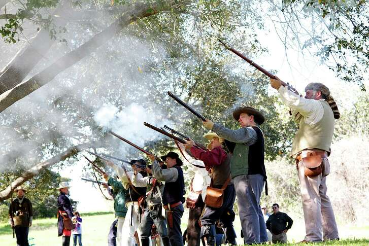Celebrate Texas Independence Day with events at Washington on the Brazos March 4-5.