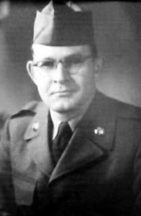 John Ellis Sanders served as a medic in both World War II and the Korean War. Photo: Courtesy