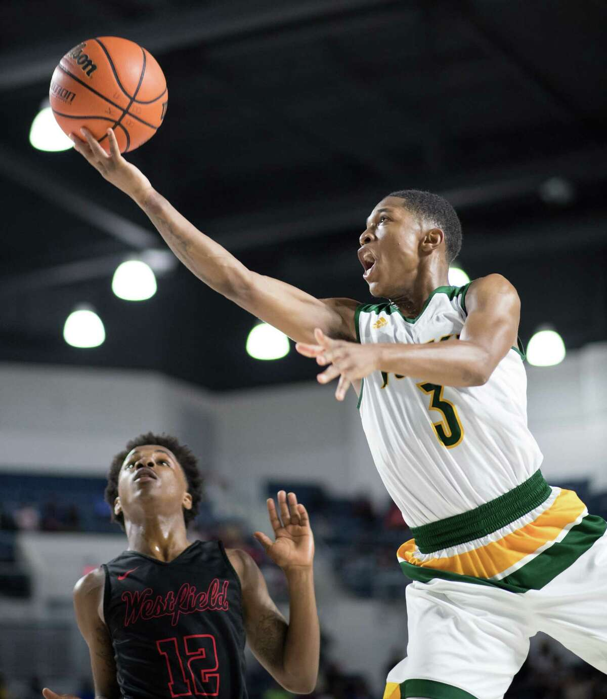 Taj Simmons and Klein Forest overcame being shorthanded to top Westfield in their regional quarterfinal matchup earlier this week.