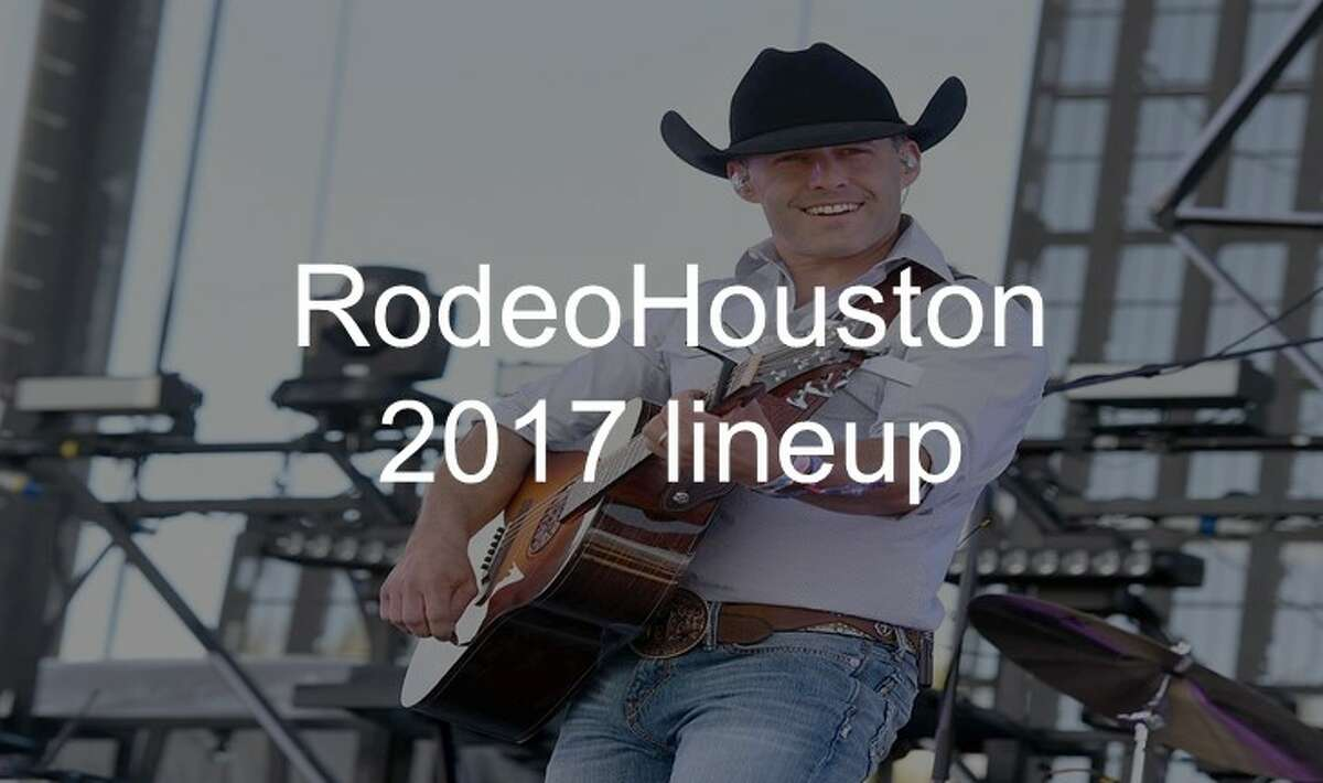 RodeoHouston 2017 lineup