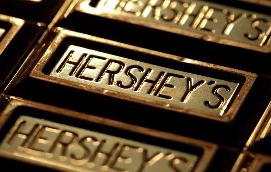 Hershey Co. has eight factories outside the U.S. As of December, it employed 16,300 full-time and 1,680 part-time workers worldwide. Photo: Charlie Riedel, STF / A2011