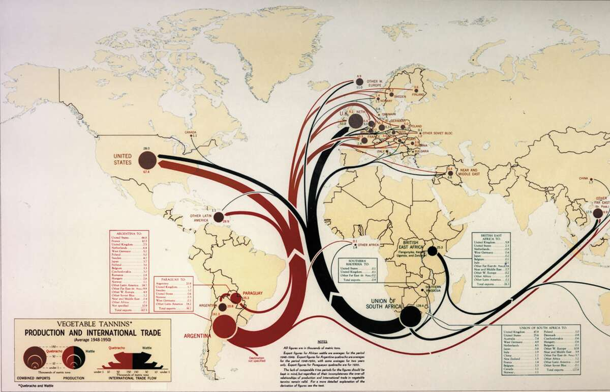 In 2017, to celebrate the Central Intelligence Agency's Cartography Center's 75th anniversary, the agency declassified maps and made them available online. Source:CIA on Flickr