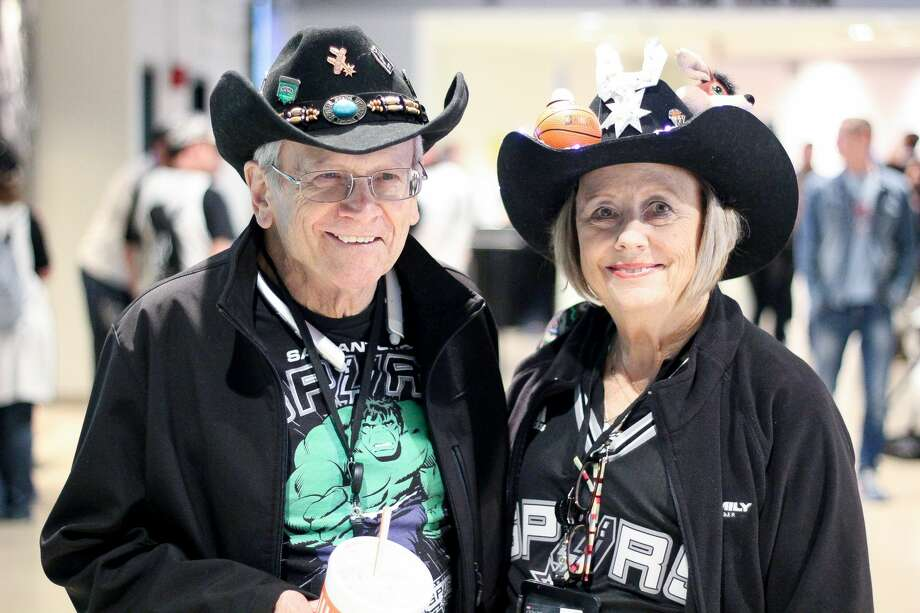 Since 2003, the excitement of the San Antonio Stock Show and Rodeo's events and food has been in tandem with the dread that comes with having to send the Spurs packing on their yearly road trip. Photo: Jason Gaines, For MySA.com