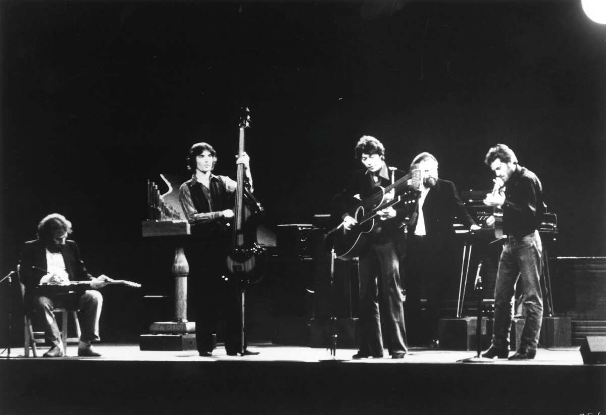 The Band plays its final concert