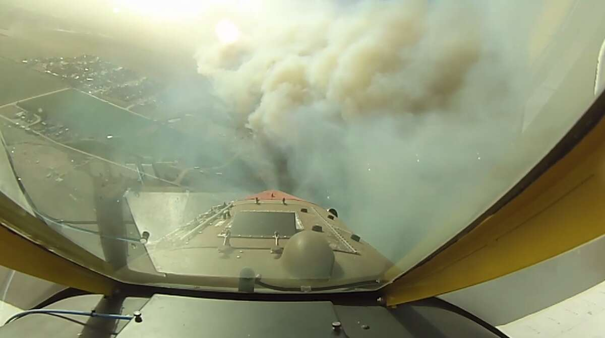 Houston fires The Texas A&M Forest Service recently posted a pilot's-eye video of an aircraft battling a wildfire. Click through to see the most common calls the Houston Fire Department has responded to.