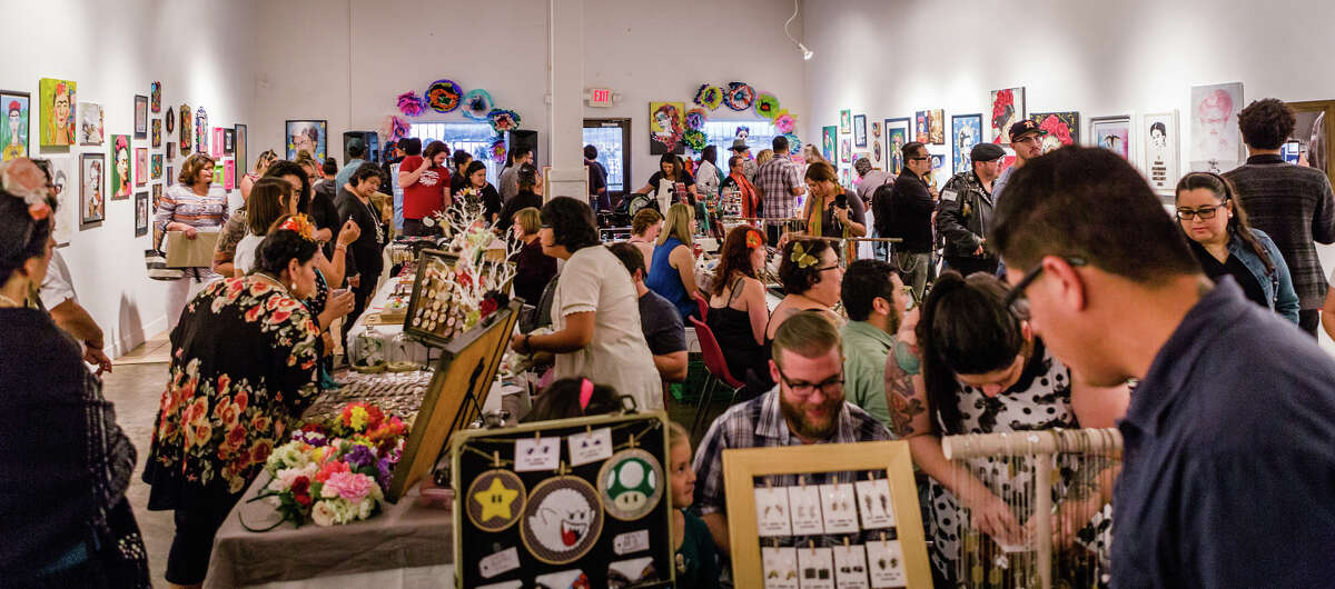 The East End Studio Gallery has closed its location on Telephone, which hosted monthly events for big crowds.