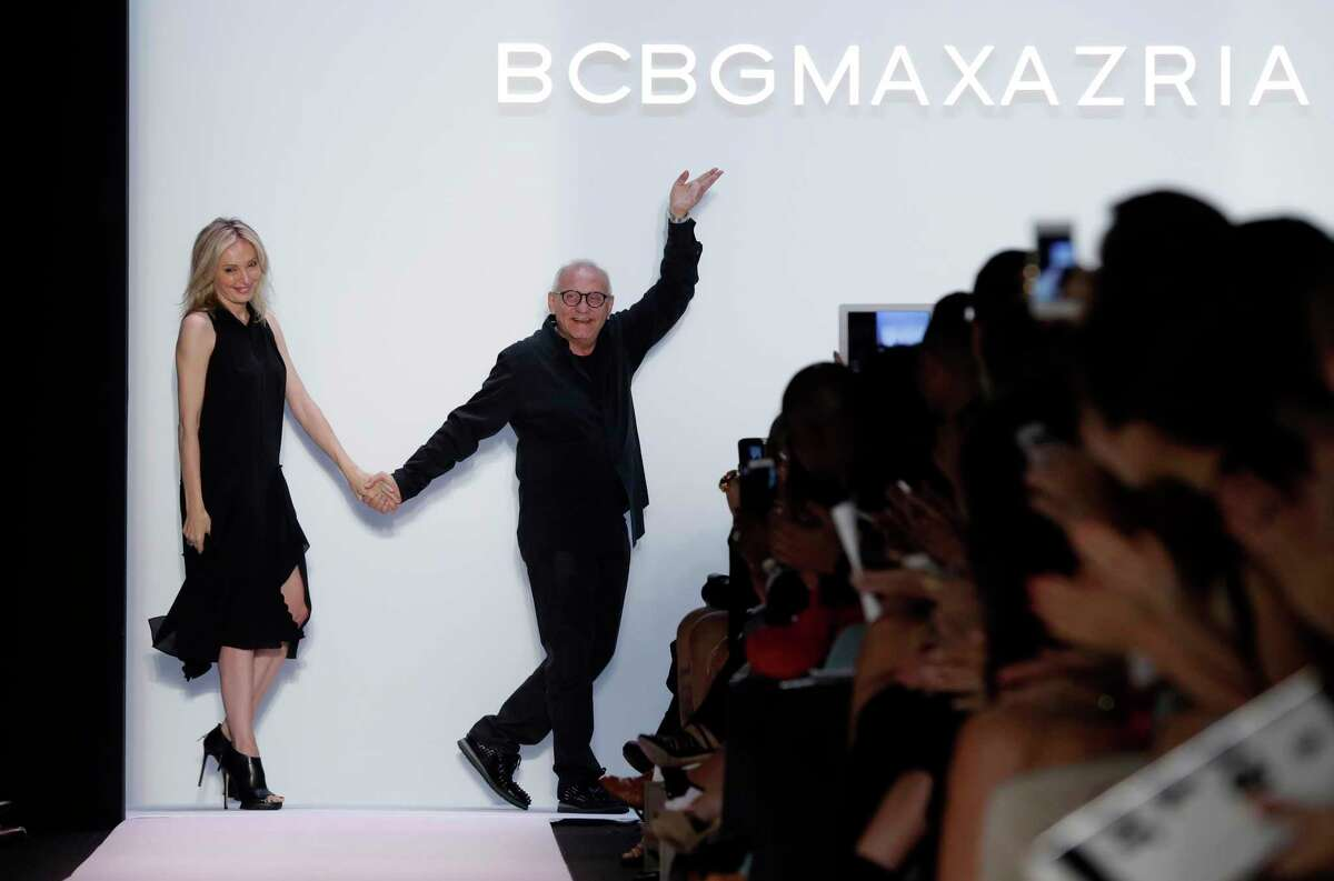 GALLERY: Fashion designers who have gone bankrupt (or near) BCBGMAXAZRIA, under the helm of husband and wife team of Lubov and Max Azria, filed for bankruptcy in March, 2017.
