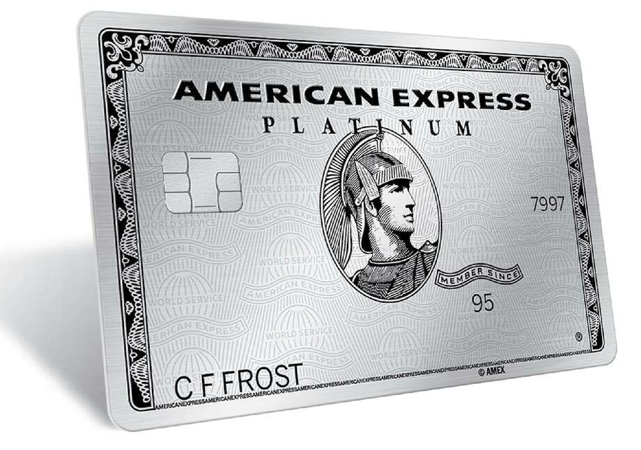 American Express is announcing a new set of features for its Platinum Card, the popular charge card aimed at well-off and frequently traveling customers. The card is also getting a redesign and will be issued in stainless steel instead of plastic. Photo: American Express / American Express