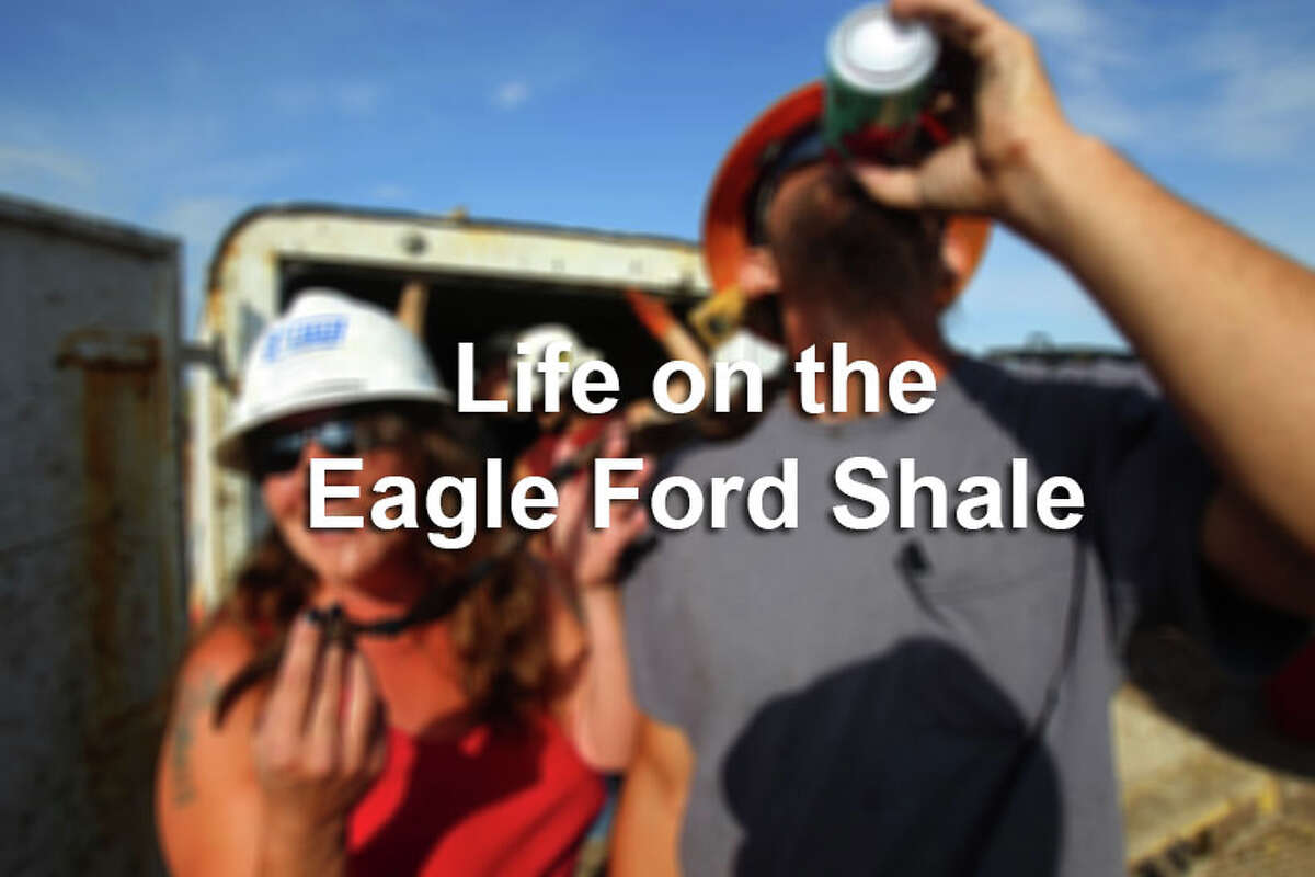 Here is a look at life on the Eagle Ford Shale during the height of its boom.