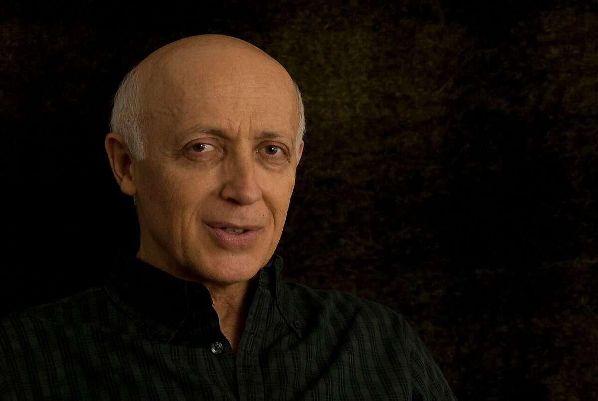 "Shimon Dotan, director of ""The Settlers."""