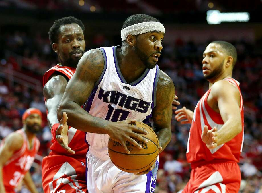 Sacramento Kings guard Ty Lawson learned some hard truths Tuesday. Photo: Jon Shapley, Houston Chronicle
