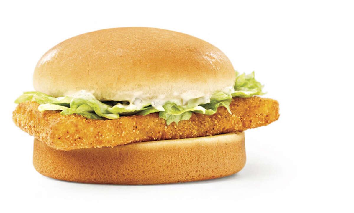 Whataburger -Whatacatch sandwich
