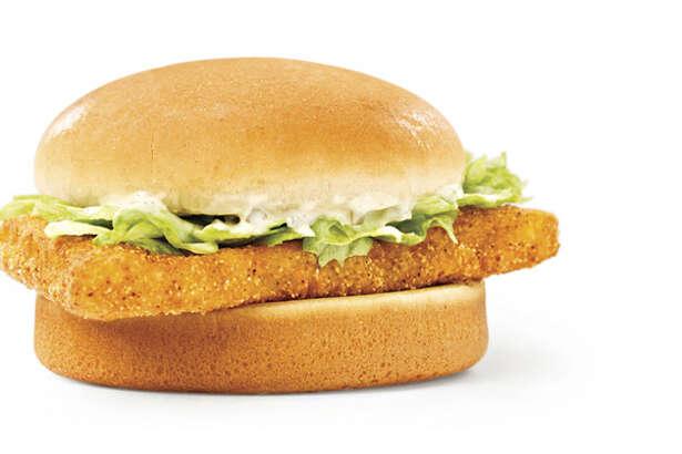 Whatacatch sandwich from Whataburger
