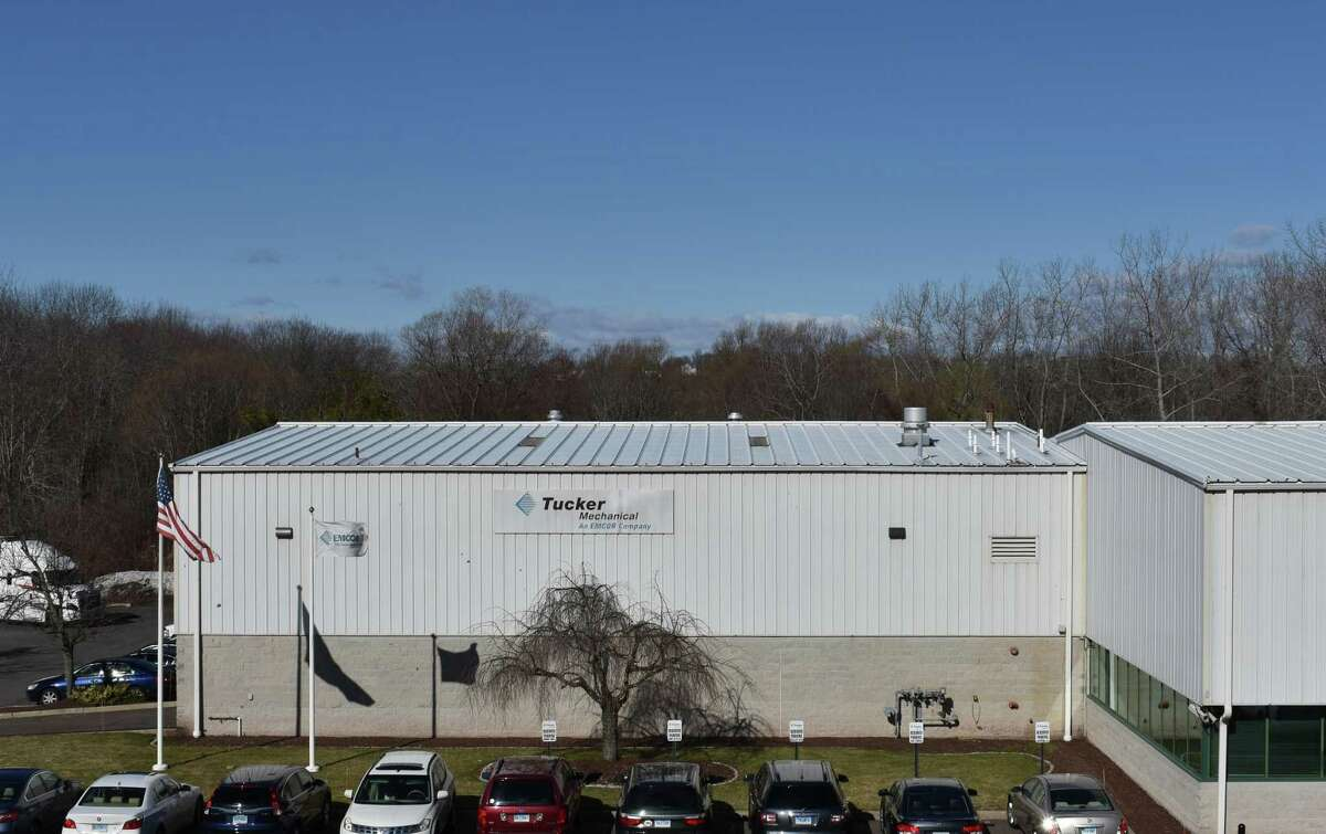 The Meriden, Conn. headquarters facility of Tucker Mechanical, a subsidiary of Norwalk, Conn.-based Emcor Group.