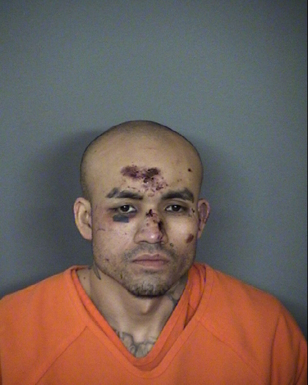 James Solis, 29, was arrested March 1, 2017, following a high-speed chase with police in San Antonio. He faces several felony charges.