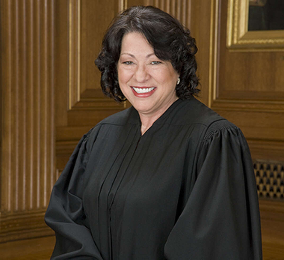 U.S. Supreme Court Justice Sonia Sotomayor (archive photo)
