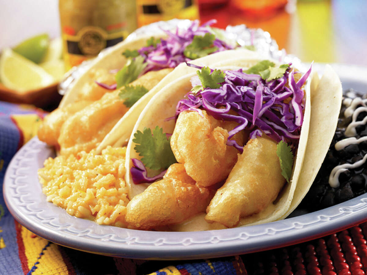 PHOTOS: Best quick-serve seafood restaurants in Houston Berryhill Baja Grill Cantina - Fried fish tacos