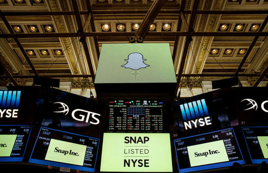How Snaps First Day Compares With Other Major Tech Ipos San