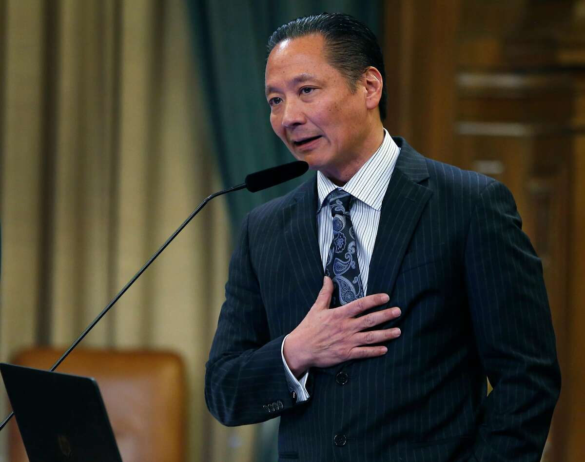 """San Francisco Public Defender Jeff Adachi said he would act immediately """"to provide both legal and community assistance to those who are most at risk of losing their legal status to remain in our country, including DACA beneficiaries."""""""