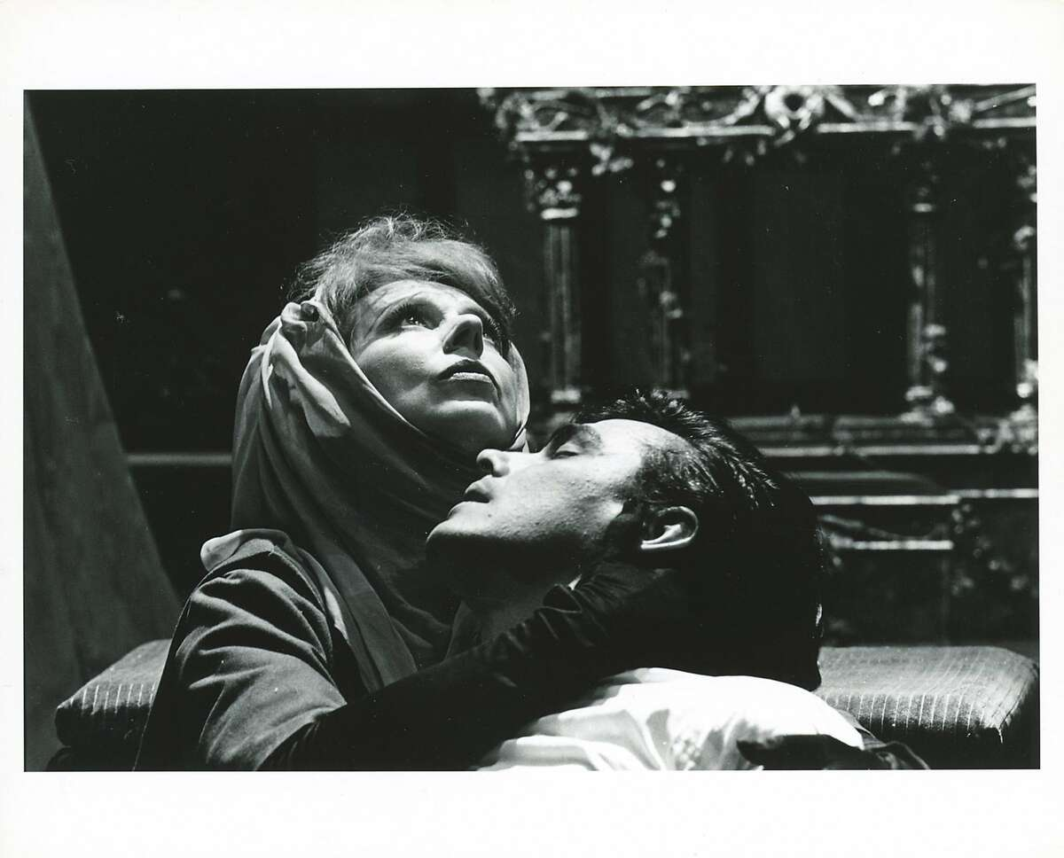 ACT08_PH10.jpg Ludi Claire and Paul Shenar in A.C.T's controversial production of Edward Albee's