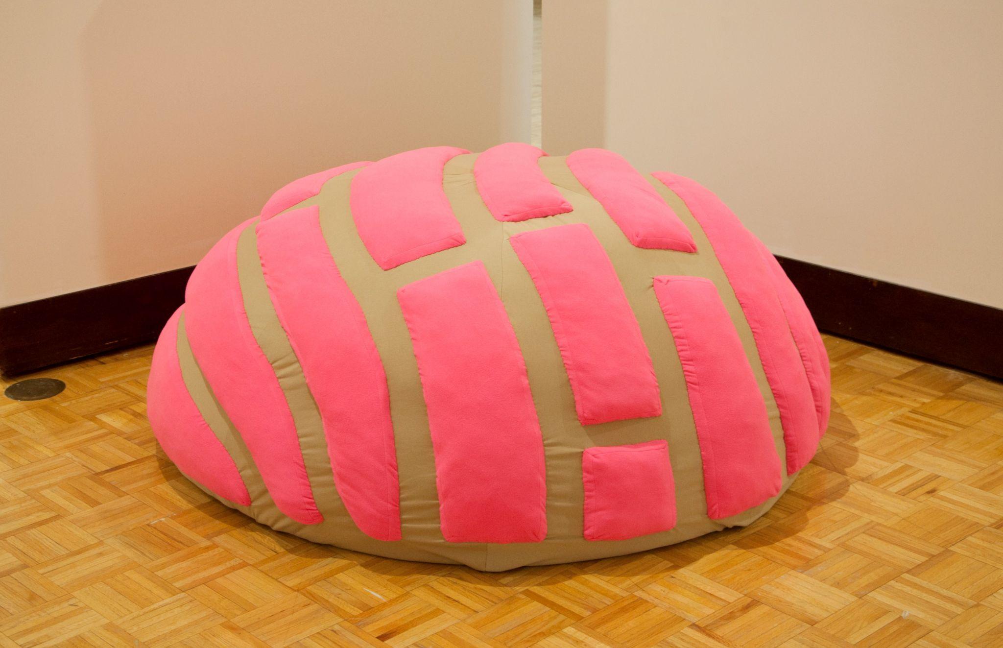 Excellent Concha Beanbag Sculpture More Than A Piece Of Art San Creativecarmelina Interior Chair Design Creativecarmelinacom