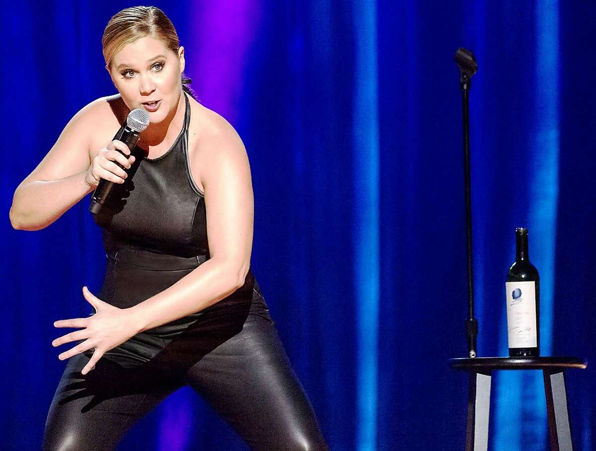 """""""Amy Schumer: The Leather Special"""" is a new standup special from comedian Amy Schumer was taped last November in Denver."""