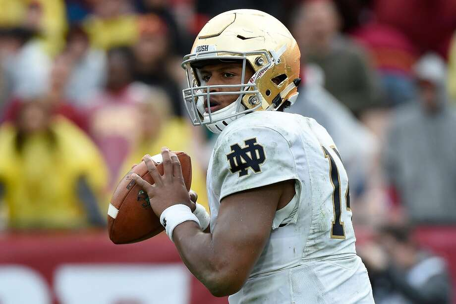 DeShone Kizer. Photo: Lisa Blumenfeld, Getty Images