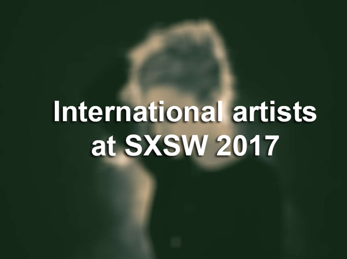Click ahead to see some of the international artists slated to perform at SXSW 2017.