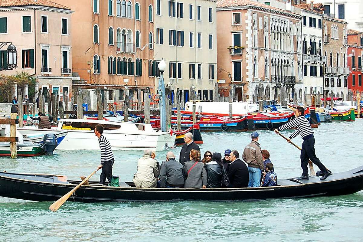 In Venice, the number of traghetti that ferry locals and in-the-know tourists across the Grand Canal has been reduced from seven to only three.