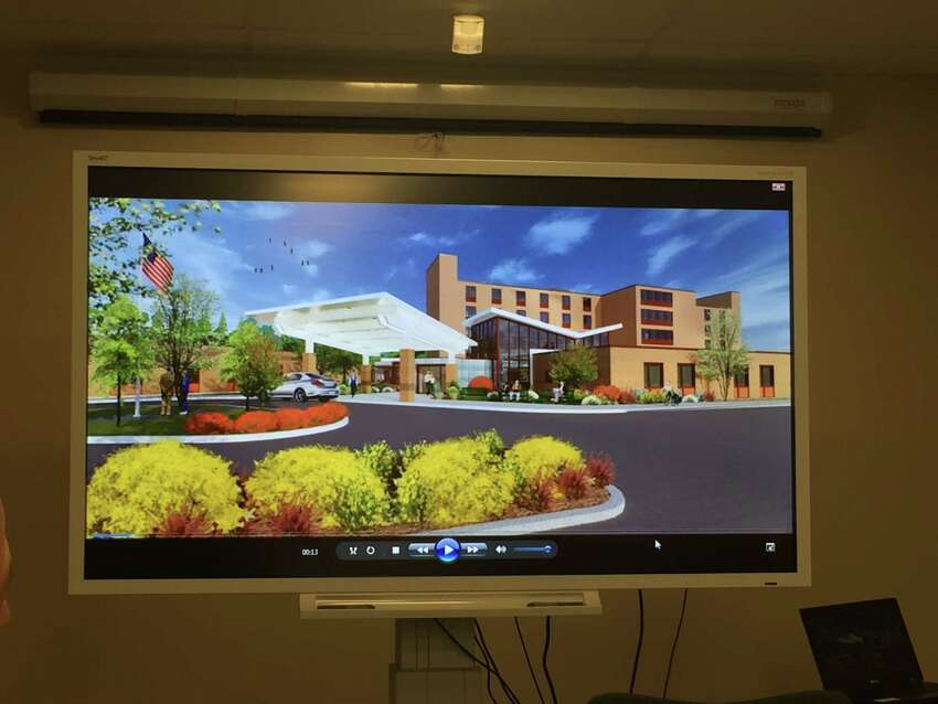 Albany County nursing home rendering