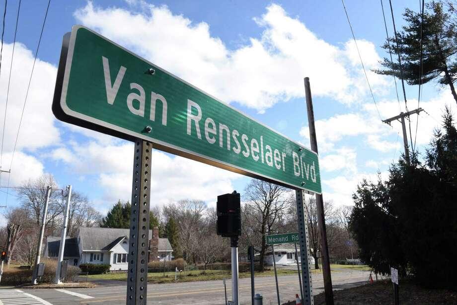 Van Rensselaer Boulevard 'road diet' completed