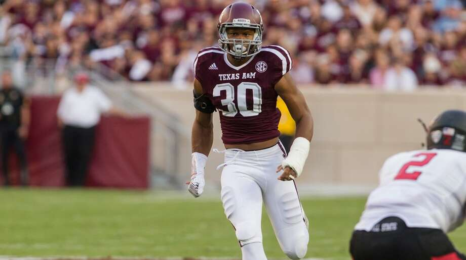 Texas A&M's Justin Dunning, who missed last season with a knee injury, is moving from safety to linebacker.