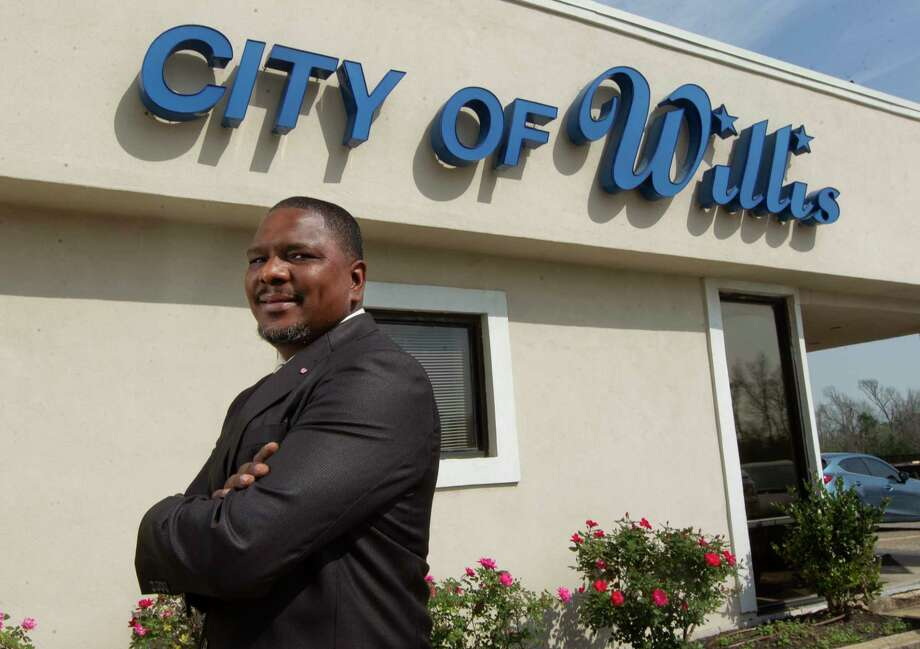 Willis City Councilman John Lovelady, 56, is stepping down from public office after deciding not to run for re-election in May in order to focus more on his role as a deacon at Antioch Missionary Baptist Church. Lovelady, who has served on the City Council for 17 years, has been involved in the decisions for several annexation and infrastructure projects, including the Kroger Marketplace center. Johnnie Stone, who is running unopposed, will replace Lovelady. Photo: Jason Fochtman, Staff Photographer / © 2017 Houston Chronicle