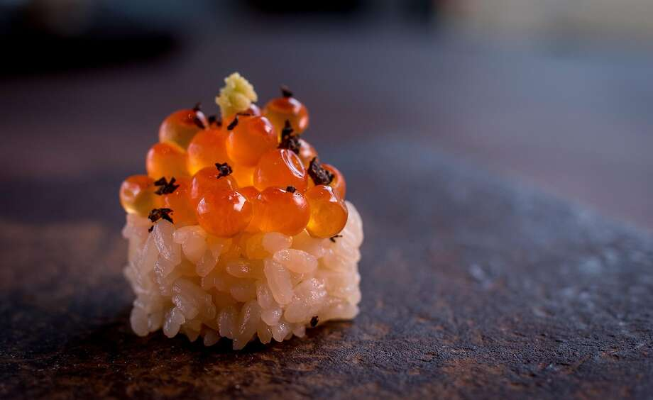 Ikura at Kinjo in S.F. Photo: John Storey, Special To The Chronicle