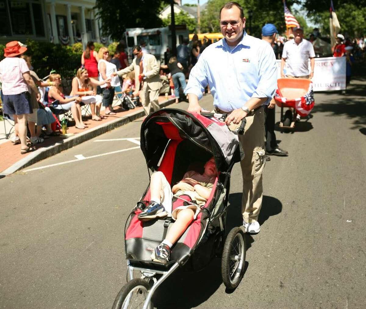 Milford Memorial Day Parade, Sunday, May 30, 2010.