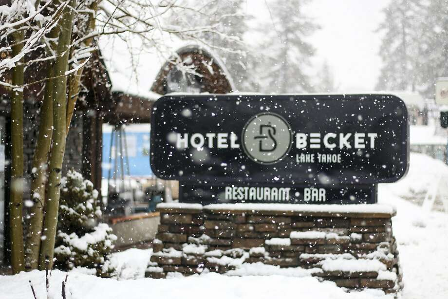 Check into Hotel Becket, born of the union of two boutique hotel properties, to get the best of South Lake Tahoe — proximity to the outdoors as well as action. Photo: TK