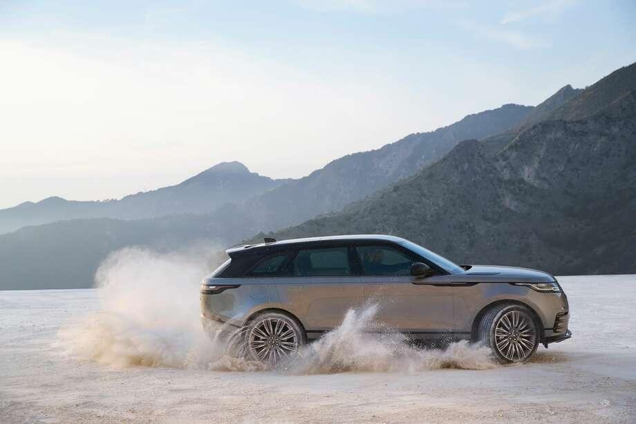 Land Rover Unveils 2018 Range Rover Velar At Londons