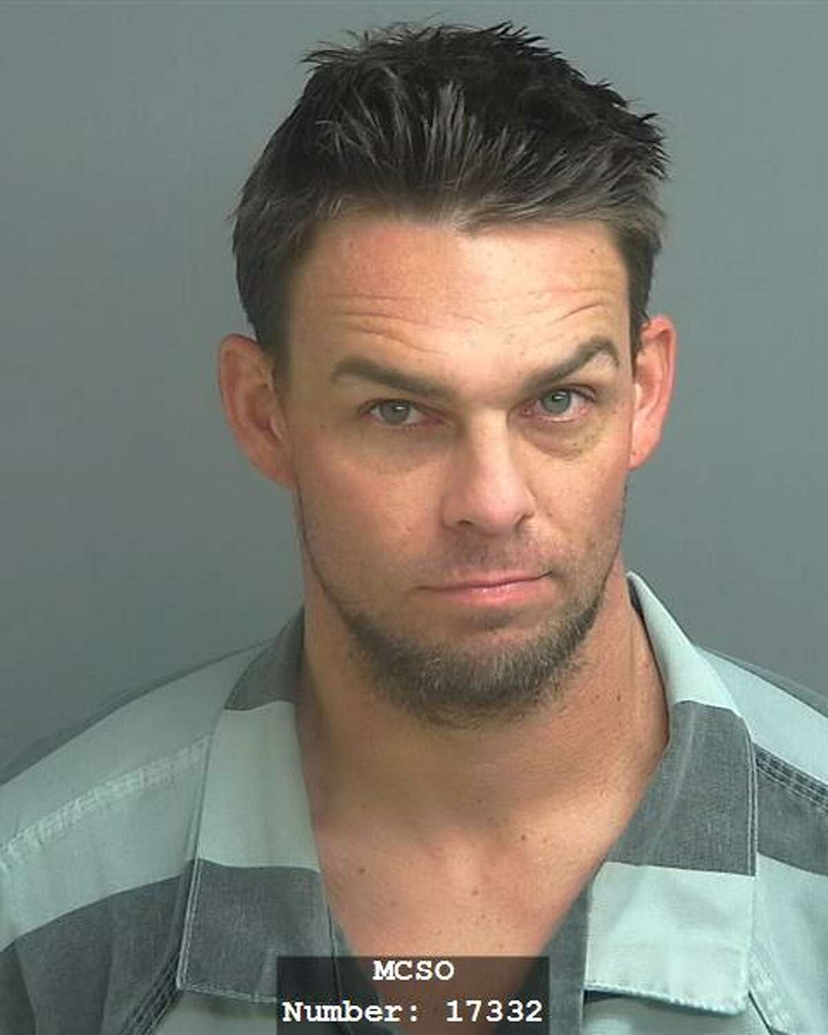 Ryan Coleman Wulfjen of Conroe is wanted by the Montgomery County Sheriff's Office on a charge of theft of firearm.